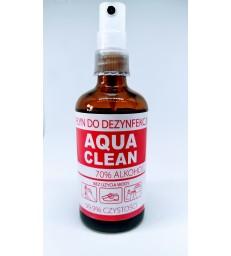 Płyn Dezynfekujący 100ml AQUA CLEAN