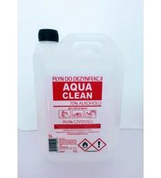 Płyn Dezynfekujący 5L AQUA CLEAN
