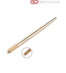 Pen Złoty Microblading