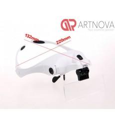 Okulary kosmetyczne NEW VISION LED