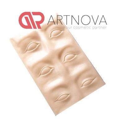 OCZY 3D - sztuczna skóra do nauki makijażu permanentnego
