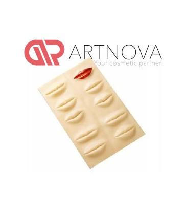 USTA 3D - sztuczna skóra do nauki makijażu permanentnego
